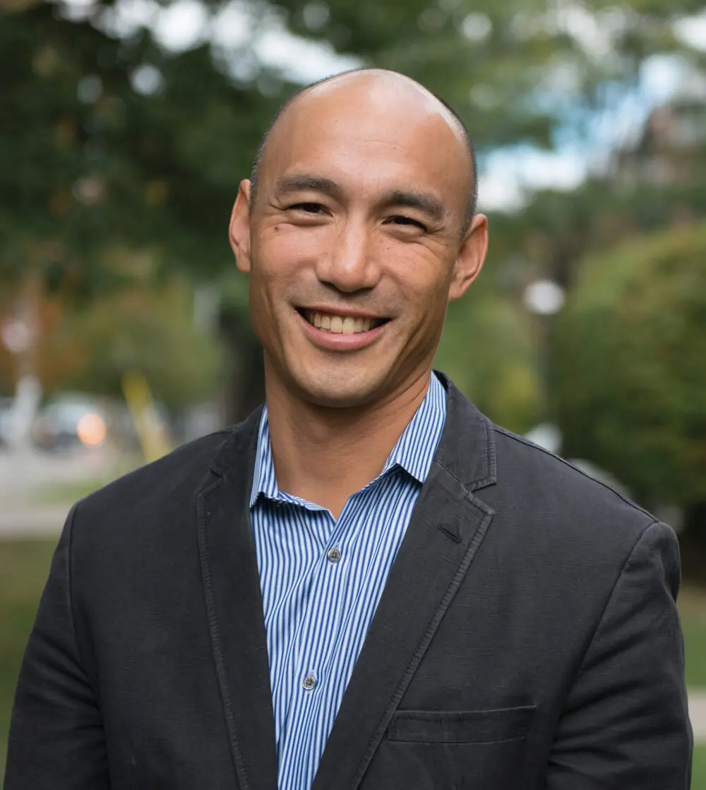 John Yip, president and CEO of Kensington Health, hired family members to care for residents during the COVID-19 outbreak in March.