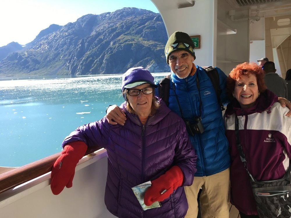 Elite Cruises and Vacations offers dementia inclusive cruises to Alaska, the Mexican Riviera, the Caribbean amd more. Photo courtesy of Kathy Shoaf/ Elite Cruises and Vacations.