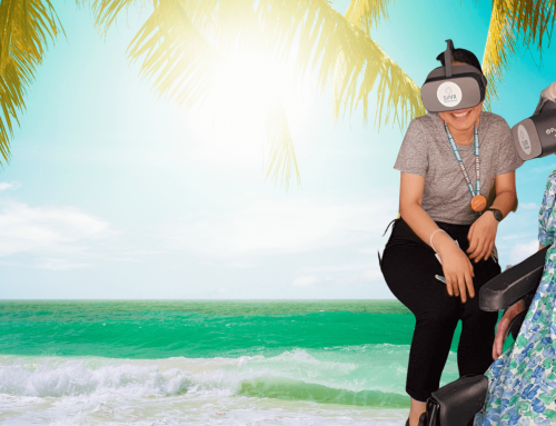 Using VR to Connect, Stimulate, and Bring Joy to Seniors